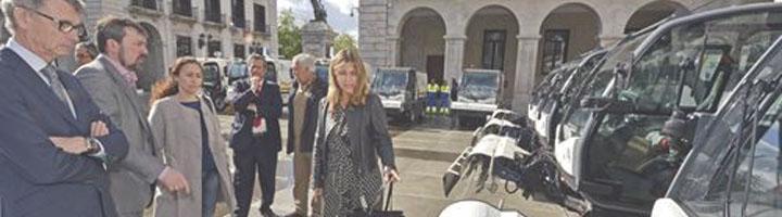 Santander contará con nueva maquinaria de limpieza viaria, más eficiente y sostenible ambientalmente