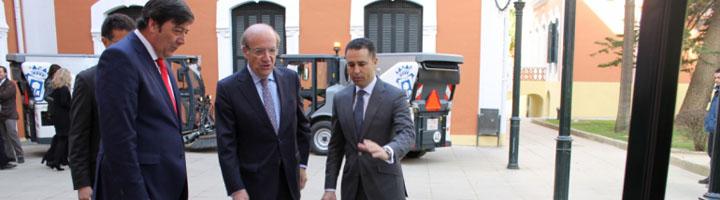 Huelva presenta los sistemas más innovadores del nuevo servicio de limpieza urbana