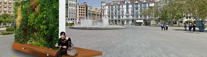 Valladolid aprueba la contratación de las obras de renaturalización de la Marquesina de la Plaza de España