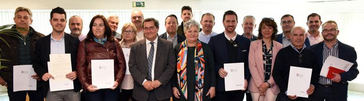 La Diputación de Granada financia la renovación de vehículos de recogida de residuos en 41 pequeños municipios de la provincia