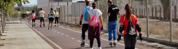 Almería duplicará sus kilómetros de carril bici