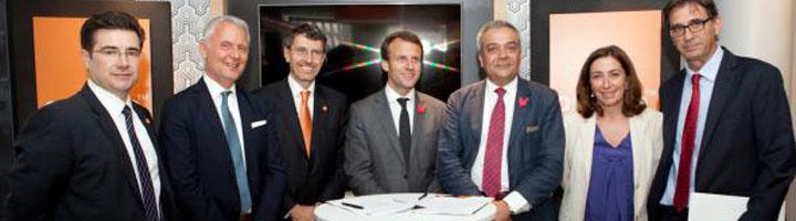 El Ministerio de Industria, Energía y Turismo apoya el Programa Orange Fab de impulso al emprendimiento digital
