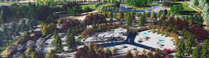 Madrid aprueba una inversión de 25,8 millones de euros para el parque de la Gavia
