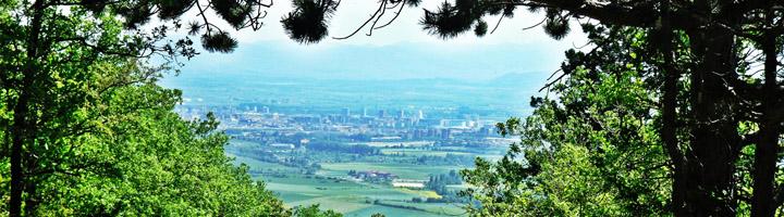 Alcaldes europeos comprueban la aplicación práctica de la política energética y de transporte de Vitoria-Gasteiz