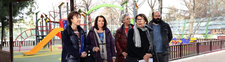 Madrid mejora la accesibilidad de los parques Breogán y Avenidas Sur y estrenan nuevas instalaciones