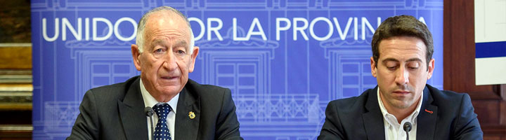 La Diputación de Almería recibe 16,5 millones de euros de Fondos Europeos para potenciar la eficiencia energética