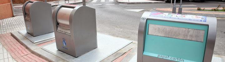 Valencia implantará contenedores soterrados en los barrios de Campanar y Benimaclet