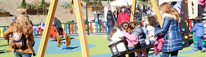 Boadilla del Monte inaugura el parque de Gutiérrez Soto tras su completa renovación