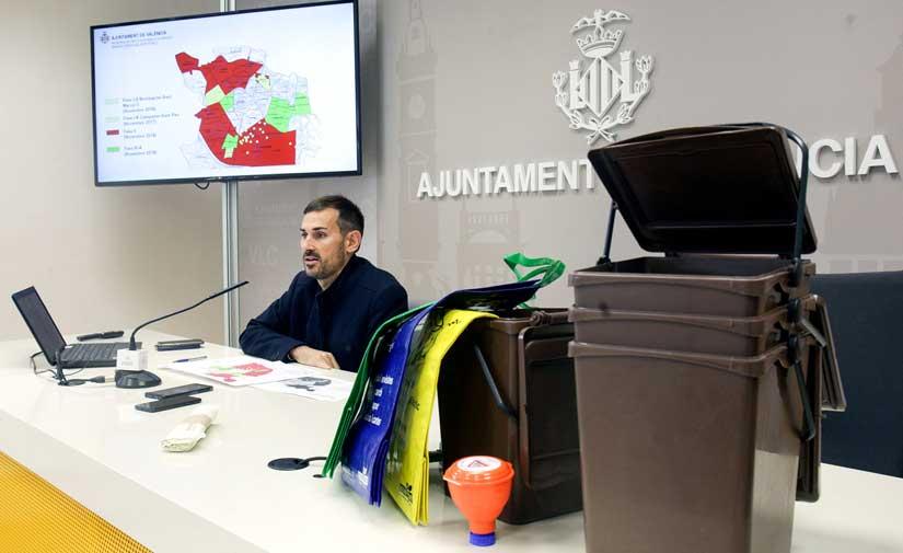 7 de cada 10 valencianos y valencianas tendrán acceso al reciclaje de materia orgánica