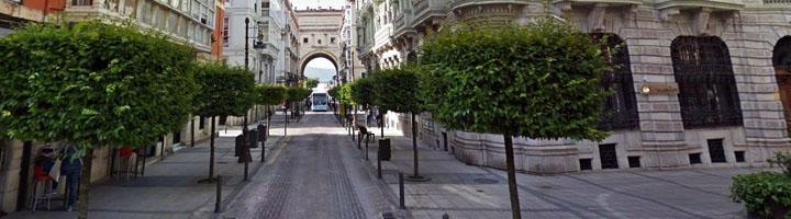 Santander se adentra en la segunda fase de las obras de la calle Marcelino Sanz de Sautuola