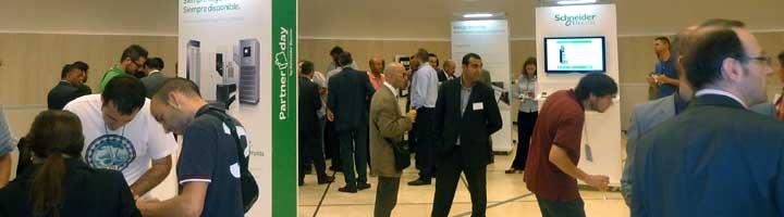 Más de 2.000 profesionales participan en los Partner Day de Schneider Electric