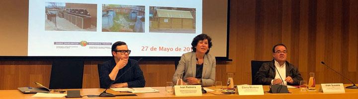 Los ayuntamientos deberán registrar las instalaciones de compost comunitario