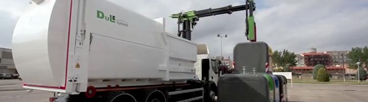 Colaboración en el desarrollo de un equipo móvil de recogida de contenedores más eficiente y robusto