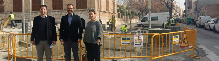 Palma de Mallorca invierte 700 mil euros en mejoras en Santa Catalina