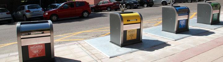 Alcobendas amplia el número de contenedores soterrados para la recogida de residuos