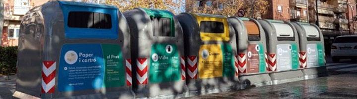 Comienza la instalación de los nuevos contenedores de recogida de residuos del Prat de Llobregat