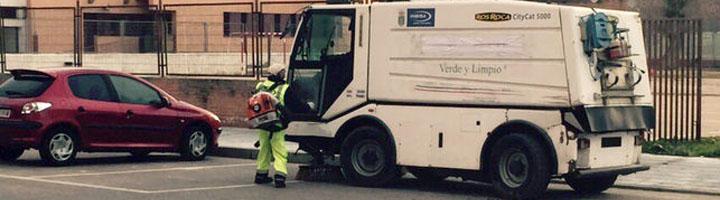 Valoriza Servicios Medioambientales y Gesum comienzan el servicio de limpieza viaria y recogida de residuos de Guadalajara