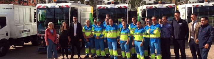 EMAYA pone en marcha la segunda fase del nuevo plan de limpieza de Palma