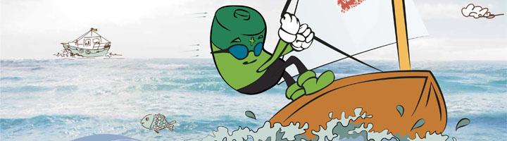 La Fundación Ecomar y Ecopilas llevan la protección medioambiental al litoral español este verano