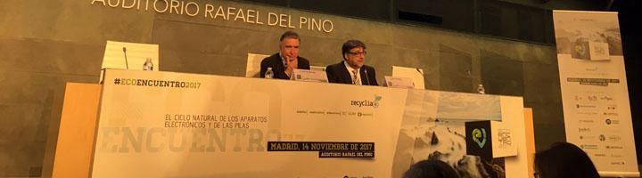 Recyclia reúne a los principales representantes del reciclaje electrónico en el EcoEncuentro 2017
