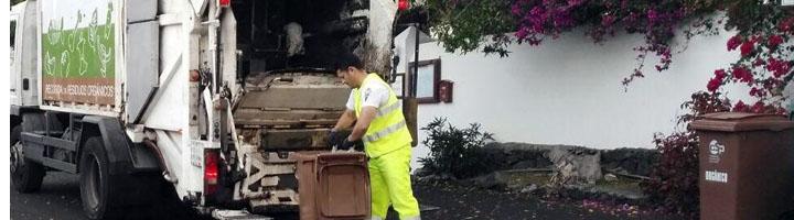 El Consorcio de Servicios de la Palma recogió 486 toneladas de residuos orgánicos en 2018