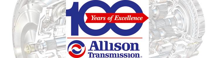 Allison Transmission celebrará su centenario durante todo 2015