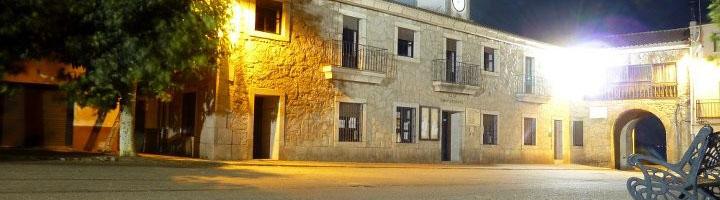 Pereña ya disfruta de alumbrado público LED gracias a una iniciativa promovida por la AECT Duero-Douro