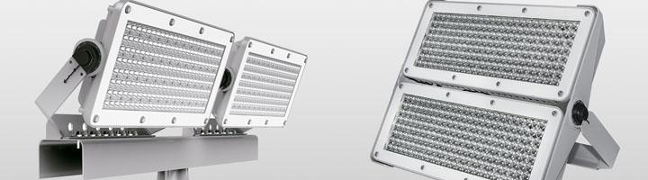 NOVATILU lanza APOLO, su nuevo proyector LED para campos de fútbol e instalaciones deportivas