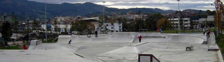 Gipuzkoa aborda con varios ayuntamientos la planificación de nuevas infraestructuras de skate
