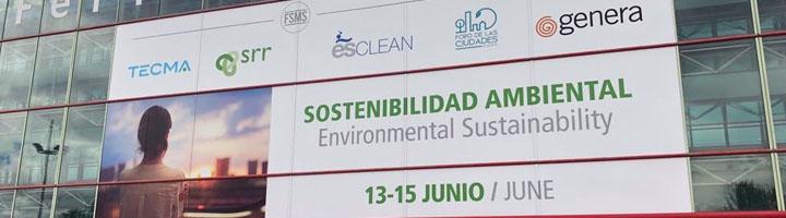 Cerca de 250 expositores participan en el Foro de Medio Ambiente y Sostenibilidad, FSMS 2018