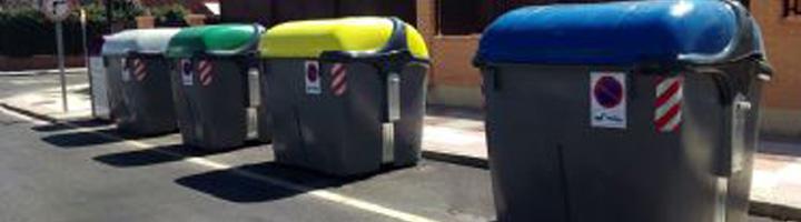 Guadalajara sustituirá todos los contenedores de carga lateral de la ciudad