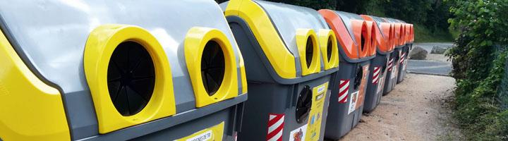 Nuevos contenedores de carga lateral en la Mancomunidad de l'Ouest Rhodanien (COR)