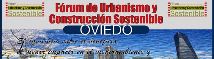 Todo preparado para la celebración del Fórum de Urbanismo y Construcción Sostenible 2019 en Oviedo