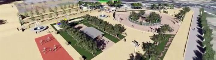 Las Palmas de Gran Canaria adjudica por 1,2 millones las obras para construir un nuevo parque urbano en La Paterna