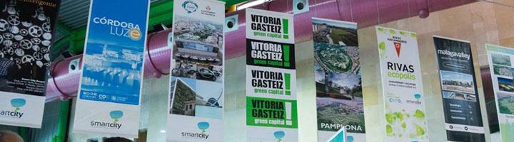 Las principales ciudades españolas con proyectos Smart City, presentes en el networking de Greencities
