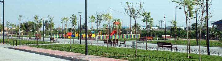 Murcia aprueba la remodelación de los jardines Ramón Gaya y Los Chorletes