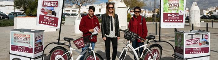 Paterna se vuelca con el reciclaje de RAEE a traves de una campaña de concienciación