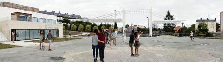 Culleredo licita la construcción de la cubierta del Parque das Brañas