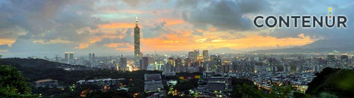 CONTENUR inicia su actividad comercial en Taiwán