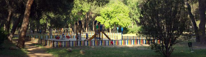 Madrid acondiciona el parque Dehesa Boyal que contará con nuevos accesos, mobiliario urbano y zonas infantiles