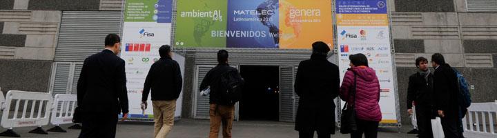 Éxito de participación en MATELEC y GENERA Latinomérica 2015