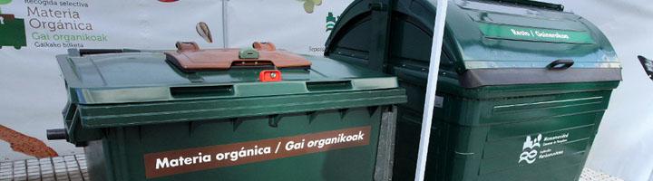 El quinto contenedor facilitará a 46.000 habitantes de la Ribera la recogida selectiva de materia orgánica
