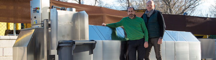 Berca Brand implanta una solución sostenible para la gestión municipal de residuos orgánicos en El Boalo