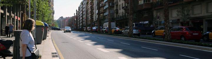 Barcelona culmina la remodelación de la Ronda del Mig, iniciada hace más de diez años