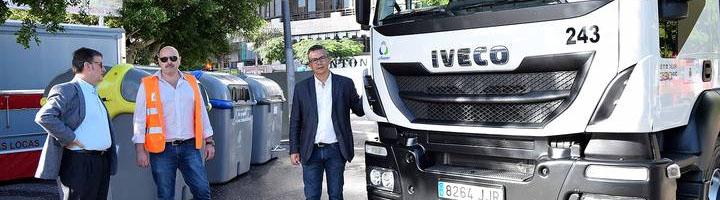 Santa Cruz de Tenerife incorpora dos nuevos vehículos híbridos para la recogida de residuos sólidos