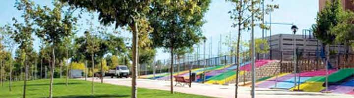 Guadalajara amplía el parque de la Huerta de San Antonio
