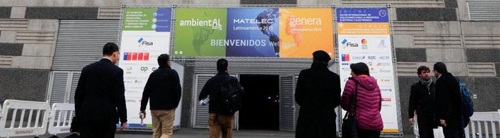 MATELEC y GENERA Latinoamérica 2017 analizan la actualidad del sector eléctrico y de la energía solar fotovoltaica