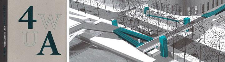 La UPC y el Ayuntamiento de Barcelona presentan una nueva manera de proyectar la arquitectura para construir entornos accesibles