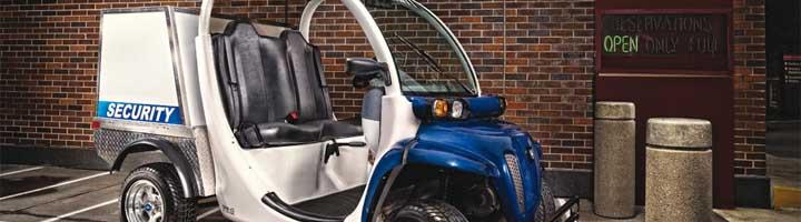 Polaris presenta los vehículos eléctricos GEM en Municipalia