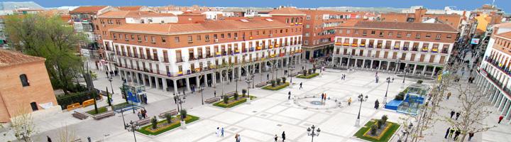 Ferrovial reducirá un 35% el consumo energético de las instalaciones municipales y el alumbrado de Torrejón de Ardoz en Madrid
